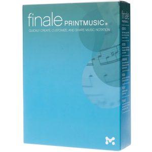 Make Music Finale Print Music Italiano