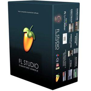 Image Line FL Studio Signature Bundle 12