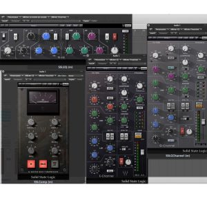 Waves SSL 4000 Collection